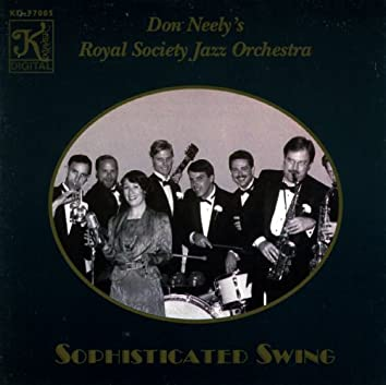 Royal Society Jazz Orchestra: Sophisticated Swing