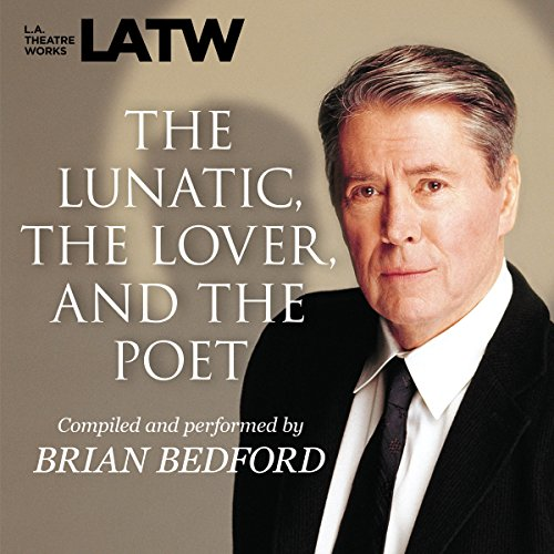 The Lunatic, the Lover & the Poet copertina