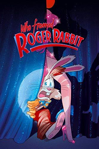 Slbtr Puzzle De Madera 1000 Piezas - ¿Quién Engañó A Roger Rabbit? - Juegos Educativos para Niños Adultos | Juguetes para Niños Y Regalos para Aliviar El Estrés En Adultos