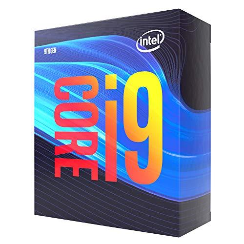 Intel Core i9-9900 Desktop Processor 8 Cores up to 5.0GHz LGA1151 300 Series 65W