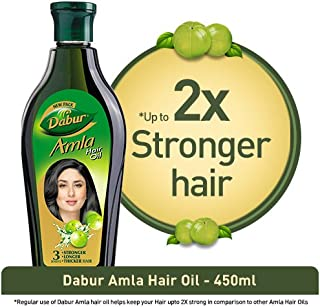 Dabur Amla Hair Oil, 450ml