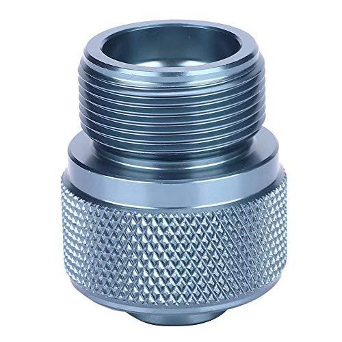 Złącze kuchenki kempingowe kanister gazowy adapter zawór konwertorowy płaski kanister na 1 l adapter zbiornika gazu MAPP