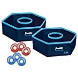 Franklin Sports Washer Toss - 6 Washers and 2 Collapsible Targets -...
