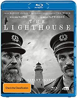The Lighthouse (2019) (Blu-ray)