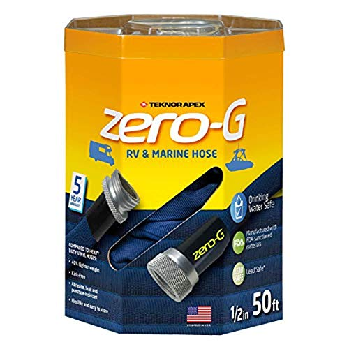 Teknor Apex-4006-50 Zero-G 1/2' x 50', Blue