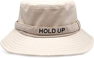Hats Lady's Summer Pure Color Outdoor Travel Sun Hat The Fisherman's Hat Fashion (Color : Beige)
