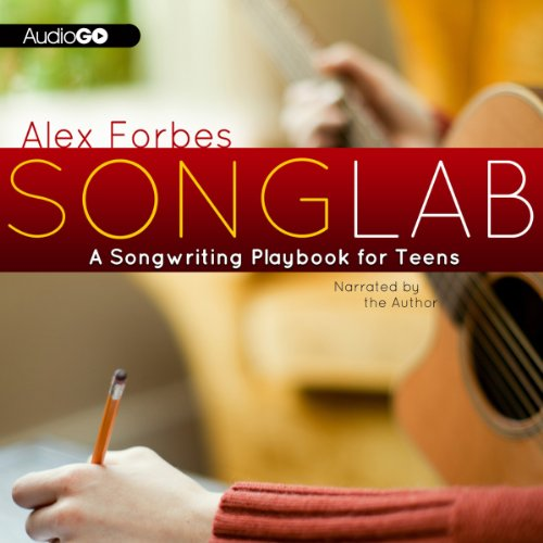 Songlab audiobook cover art