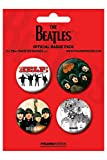 The Beatles (Red) Badge Pack
