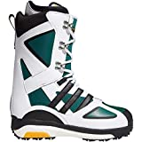 adidas Tactical Lexicon ADV Snowboard Boots White/Black/Green (White/Black/Green, 44 2/3)