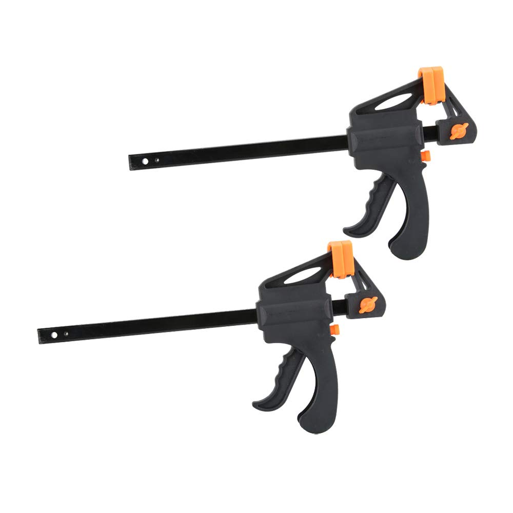 2 Pack Nuzamas Plastic safety 8 inch 20cm Quick Set F and Clamps Grip online shopping