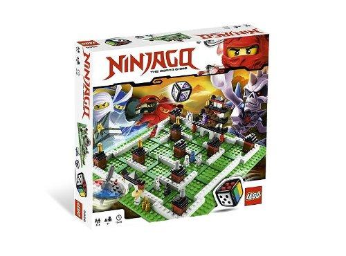 LEGO Juegos de Mesa 3856 - Ninjago