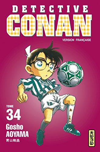 Détective Conan - Tome 34