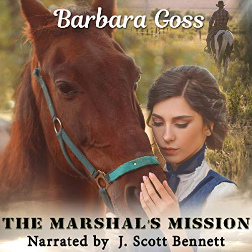 The Marshal's Mission audiobook cover art