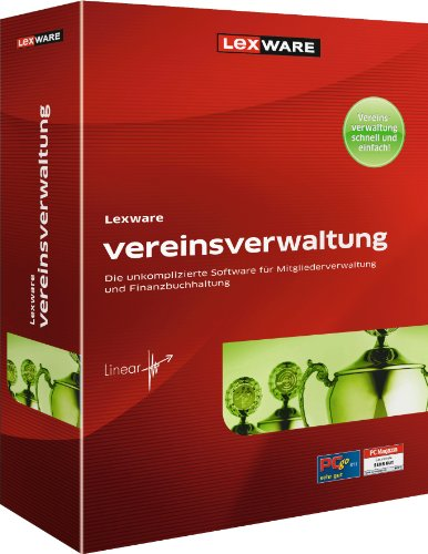 Lexware Vereinsverwaltung (Version 9.00)