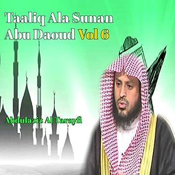 Taaliq Ala Sunan Abu Daoud Vol 6 (Quran)