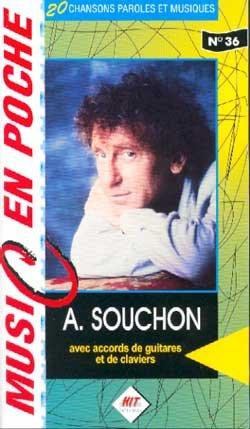 Souchon (music en poche n° 36) - Hit Diffusion
