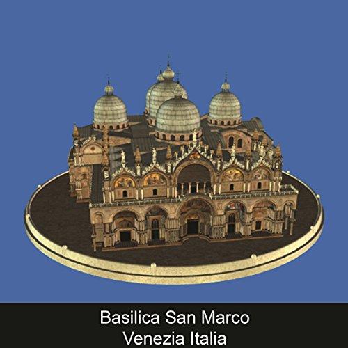 Basilica San Marco Venezia Italia copertina