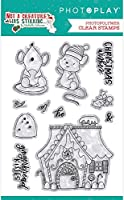 PhotoPlay Photopolymer Stamp-Not A Creature Was Stirring