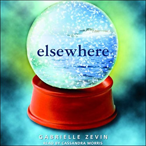 Elsewhere audiobook cover art