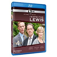 Masterpiece Mystery: Inspector Lewis 4 [Blu-ray] [Import]