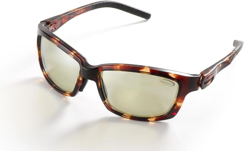 Timuko (TIEMCO) Sunglasses site Master Wedge Brown Demi 2016 Model Ease Green Silver Mirror