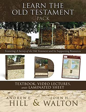 Learn the Old Testament Pack: Featuring a Survey of the Old Testament and Its Supporting Resources