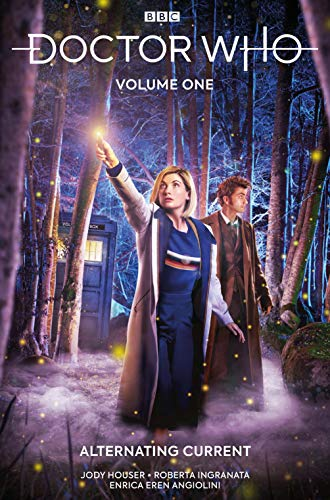 Doctor Who Comics Vol. 1: Alternating Current (English Edition)