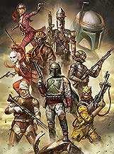 Star Wars - Scum and Villainy - 1000 Piece Jigsaw Puzzle