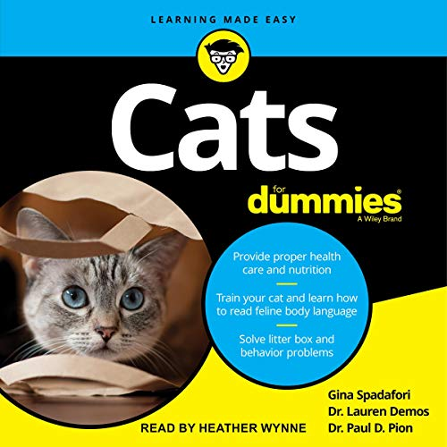 Cats for Dummies (3rd Edition) cover art