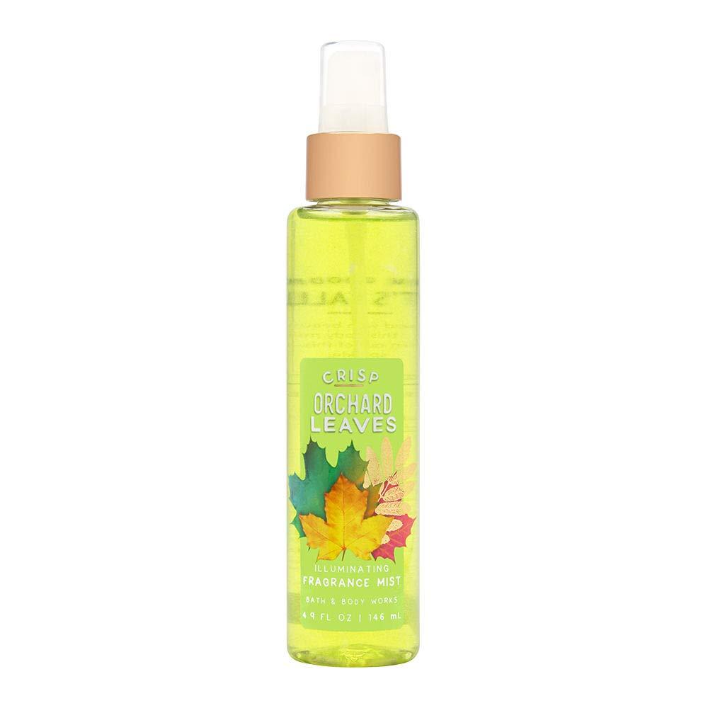 Bath Body Works Crisp Orchard New product! New type Fragrance Illuminating Mi Free shipping New Leaves