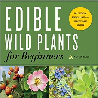 Edible Wild Plants for Beginners cover art