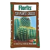 Flortis - Tierra para Plantas Suculentas - 5 litros