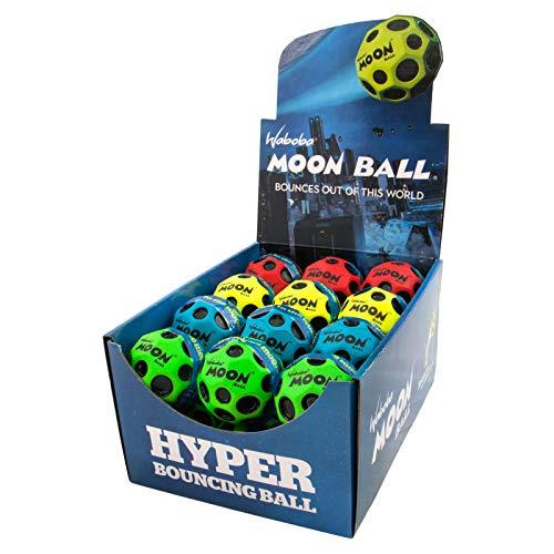Waboba Moon Mond Ball Extrem Bouncing Verrückter Spinnen Ball, Größe INT:-