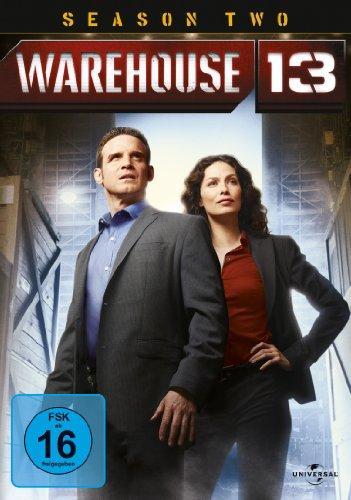 Warehouse 13 - Season 2 (3 DVDs)