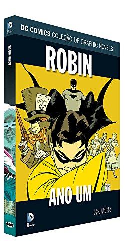 DC Graphic Novels. Robin. Ano Um