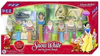 pez snow white and the seven dwarfs
