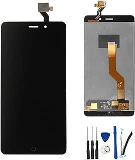 SOMEFUN Pantalla Táctil LCD de Digitalización Asamblea Pantalla de Recambio para Elephone P9000 5.5