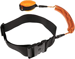 D DOLITY Anti-Lost Safety Leash Wrist Link Harness Strap Reins Traction Rope 2.5 Meters - Orange, 2.5 Meters