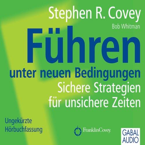 Führen unter neuen Bedingungen audiobook cover art