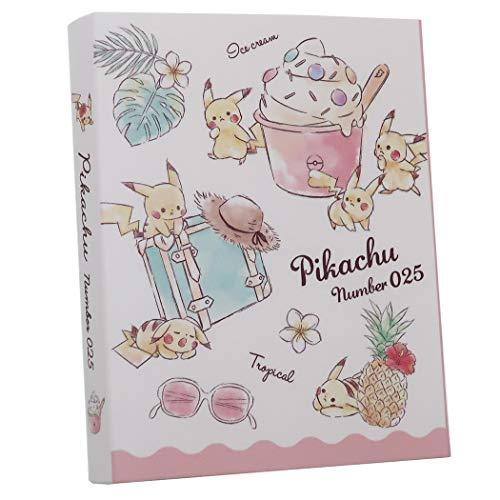 ポケットモンスター[付箋]BOOK型 ふせんセット/ピカチュウリゾート ポケモン
