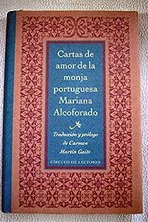 Cartas de amor de la monja portuguesa Mariana Alcoforado