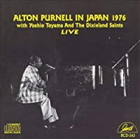 Live in Japan 1976 by Alton Purnell & Yoshio Toyama
