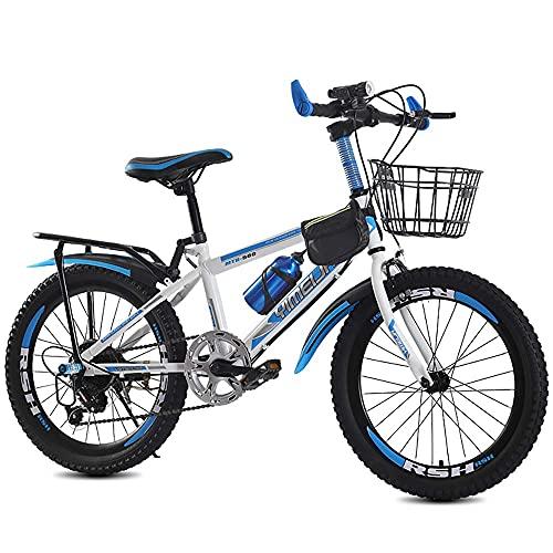 Kinderfahrrad für Jungen und Mädchen ab 8-15 Jahre   20/22/24 Zoll Kinderrad mit Bremse   Fahrrad für Kinder   Mountainbike Jugendfahrrad