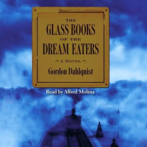 The Glass Books of the Dream Eaters audiobook cover art