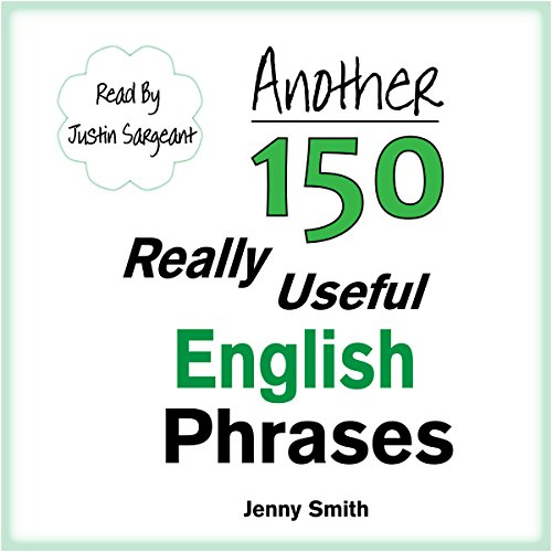 Another 150 Really Useful English Phrases audiobook cover art