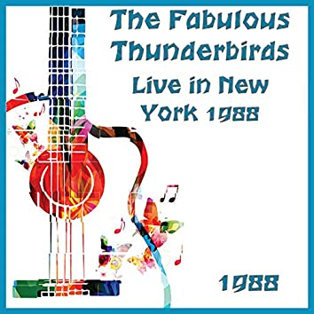 Live in New York 1988 (Live)
