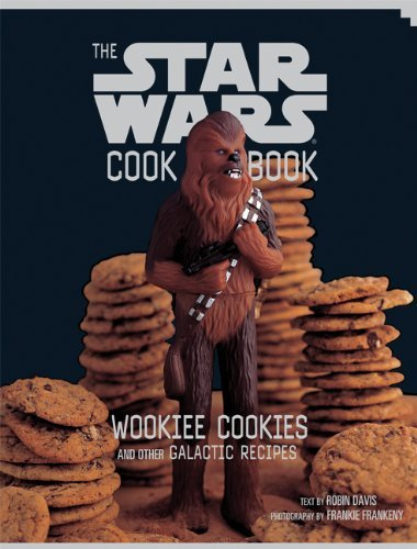 Wookiee Cookies: A Star Wars Cookbook ,by Robin Davis ( 1998 ) SpiralBound