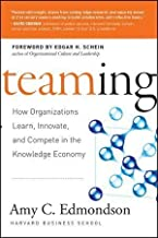 Learning to Team, Teaming to Learn: How the Learning Organization Works by Amy C. Edmondson (Oct 24 2011)