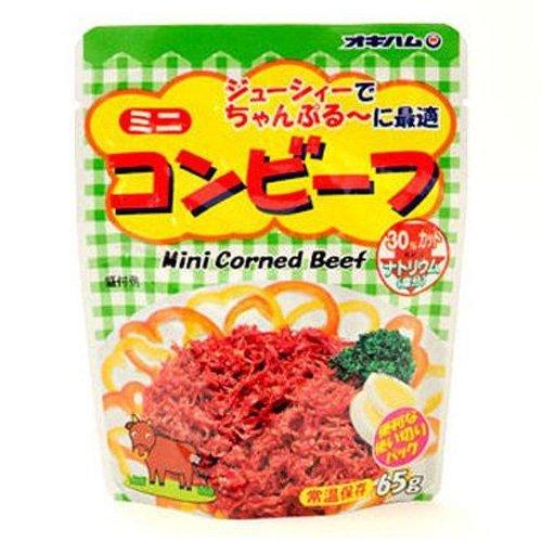 沖縄ハム総合食品『ミニコンビーフ 65g』