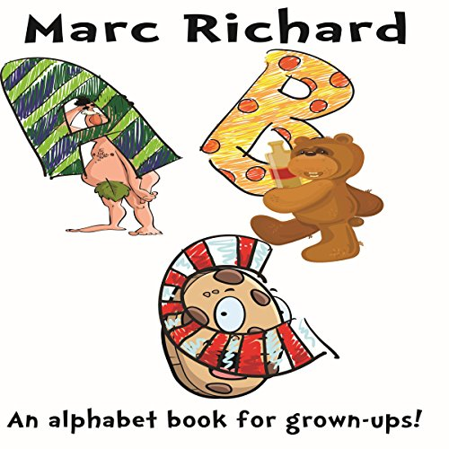 The Alphabet Books: ABC audiobook cover art